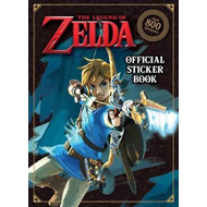 Legend of Zelda Official Sticker Book (BOK)