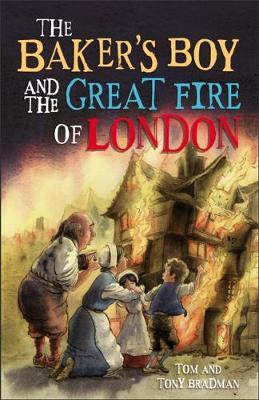 Baker's Boy and the Great Fire of London (BOK)