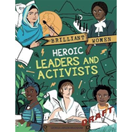 Brilliant Women: Heroic Leaders and Activists (BOK)