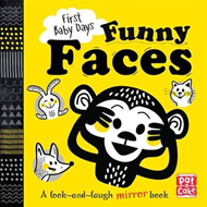First Baby Days: Funny Faces (BOK)