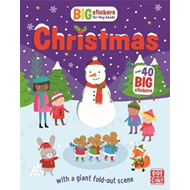 Big Stickers for Tiny Hands: Christmas (BOK)