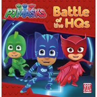 PJ Masks: Battle of the HQs (BOK)