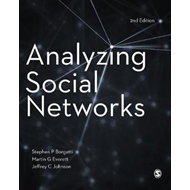 Analyzing Social Networks (BOK)