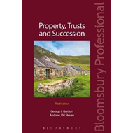 Property, Trusts and Succession (BOK)