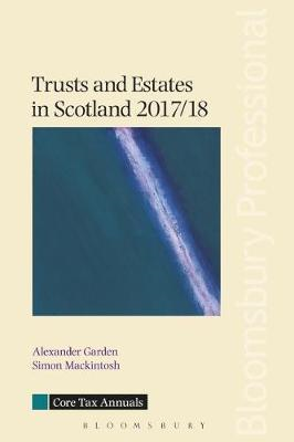 Trusts and Estates in Scotland 2017/18 (BOK)