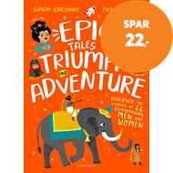 Produktbilde for Epic Tales of Triumph and Adventure (BOK)