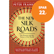 Produktbilde for The New Silk Roads - The Present and Future of the World (BOK)