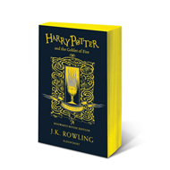 Produktbilde for Harry Potter and the Goblet of Fire - Hufflepuff Edition (BOK)