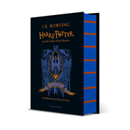 Produktbilde for Harry Potter and the Order of the Phoenix - Ravenclaw Edition (BOK)