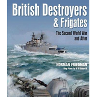 British Destroyers and Frigates (BOK)