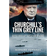 Churchill's Thin Grey Line (BOK)