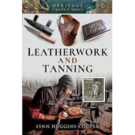 Leatherwork and Tanning (BOK)
