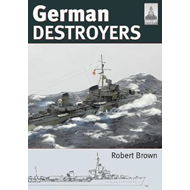 Shipcraft 25: German Destroyers (BOK)