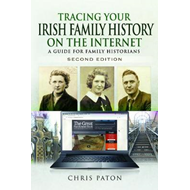 Produktbilde for Tracing Your Irish Family History on the Internet (BOK)