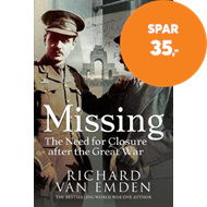 Produktbilde for Missing: The Need for Closure after the Great War (BOK)
