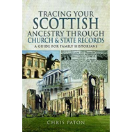 Produktbilde for Tracing Your Scottish Ancestry through Church and States Rec (BOK)