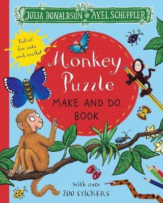 Monkey Puzzle av Julia Donaldson (Pocket)