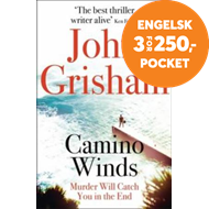 Produktbilde for Camino Winds - The Ultimate Summer Murder Mystery from the Greatest Thriller Writer Alive (BOK)