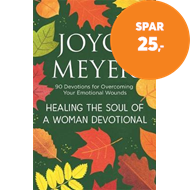 Produktbilde for Healing the Soul of a Woman Devotional (BOK)