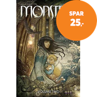 Produktbilde for Monstress Volume 2: The Blood (BOK)