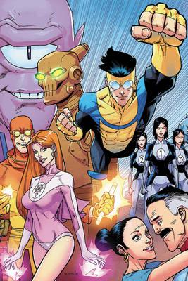 Invincible Ultimate Collection Volume 11 (BOK)
