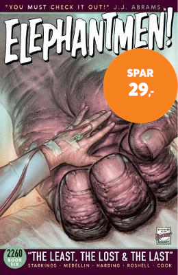 Elephantmen 2260 Book 6 (BOK)