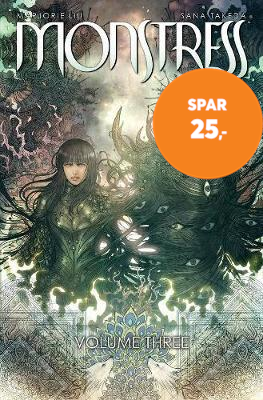 Monstress Volume 3 (BOK)