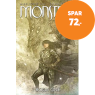 Produktbilde for Monstress Book One (BOK)