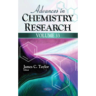Advances in Chemistry Research (BOK)