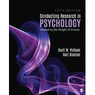 Conducting Research in Psychology (BOK)