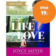 Produktbilde for Living a Life You Love Study Guide (BOK)