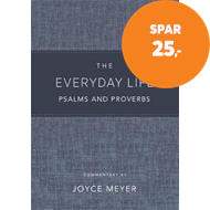 Produktbilde for Everyday Life Psalms and Proverbs, Platinum (BOK)