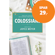 Produktbilde for Colossians: A Biblical Study (BOK)