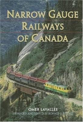 Narrow Gauge Railways of Canada (BOK)
