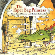 Paper Bag Princess (BOK)