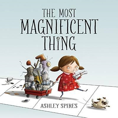 Most Magnificent Thing (BOK)