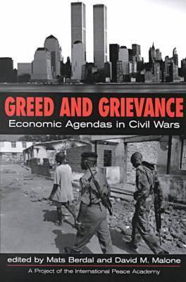Greed and Grievance (BOK)