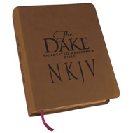 Dake Annotated Reference Bible-NKJV (BOK)