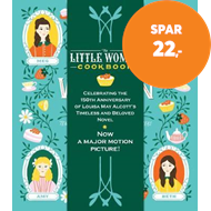 Produktbilde for The Little Women Cookbook - Tempting Recipes from the March Sisters and Their Friends and Family (BOK)
