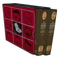 Complete Peanuts Boxed Set 1955-1958 (BOK)