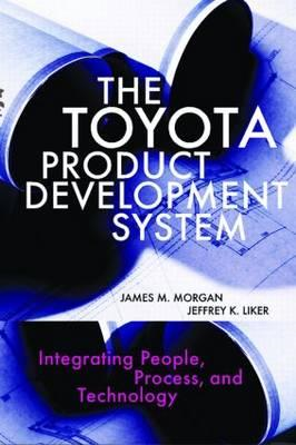 Toyota Product Development System (BOK)