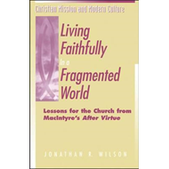 Living Faithfully in a Fragmented World (BOK)