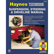 Suspension, Steering and Driveline Manual (BOK)