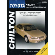 Toyota Camry 97-01 Repair Manual (BOK)