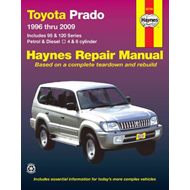 Toyota Prado Service and Repair Manual (BOK)