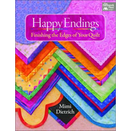 Happy Endings: Finishing the Edges of Your Quilt (BOK)