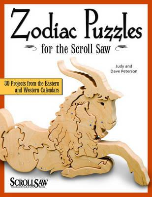 Zodiac Puzzles for Scroll Saw Woodworking (BOK)