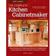 Bob Lang's The Complete Kitchen Cabinetmaker (BOK)