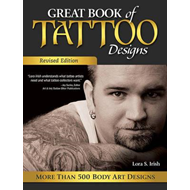 Great Book of Tattoo Designs (BOK)