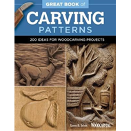 Great Book of Carving Patterns (BOK)